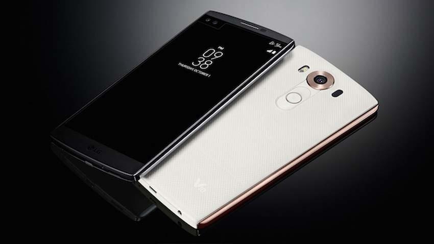LG V10 nie sprzedaje się najlepiej