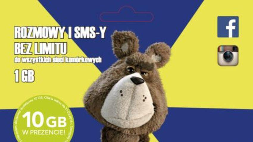 Photo of Promocja Plus: 10 GB i rok ważności konta w prezencie na starterze Plush