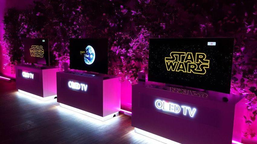 Telewizory z innej galaktyki - LG prezentuje i wprowadza do Polski nową generację OLED-ów