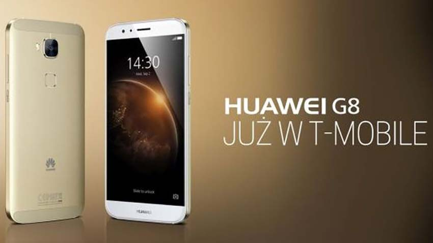Photo of Huawei G8 w ofercie T-Mobile
