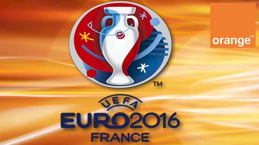 Orange w roli sponsora i dostawcy usług UEFA Euro 2016