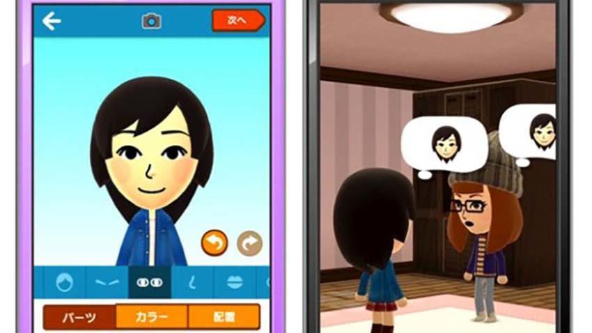 Miitomo - pierwsza gra Nintendo na smartfony