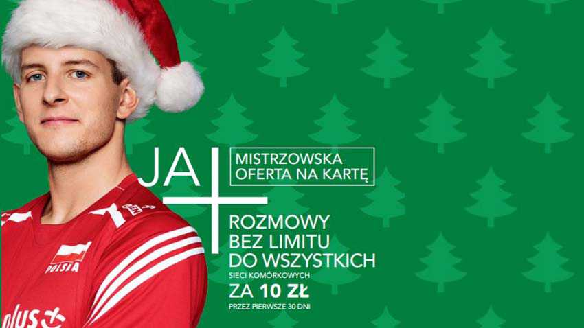 Photo of Promocja Plus: Świąteczny no limit na rozmowy za jedyne 10 zł