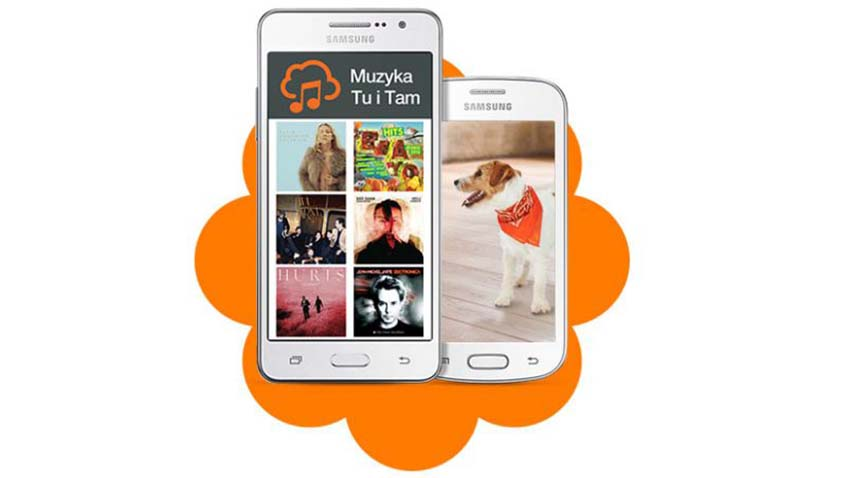Orange: Drugi smartfon za 1 zł i darmowy dostęp do aplikacji muzycznej przez 3 miesiące