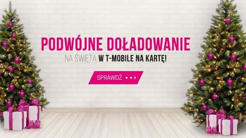 Promocja T-Mobile: Ekstra Złotówki za doładowanie i gratisowa paczka Internetu