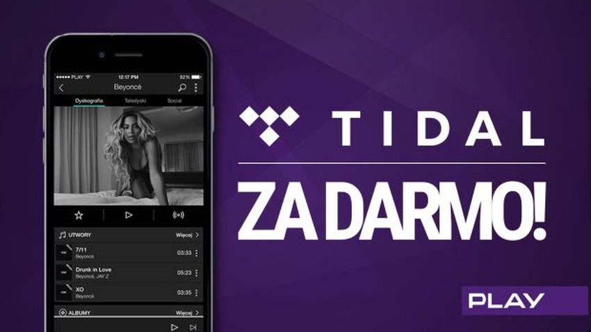 Photo of Darmowy dostęp do Tidal w sieci Play