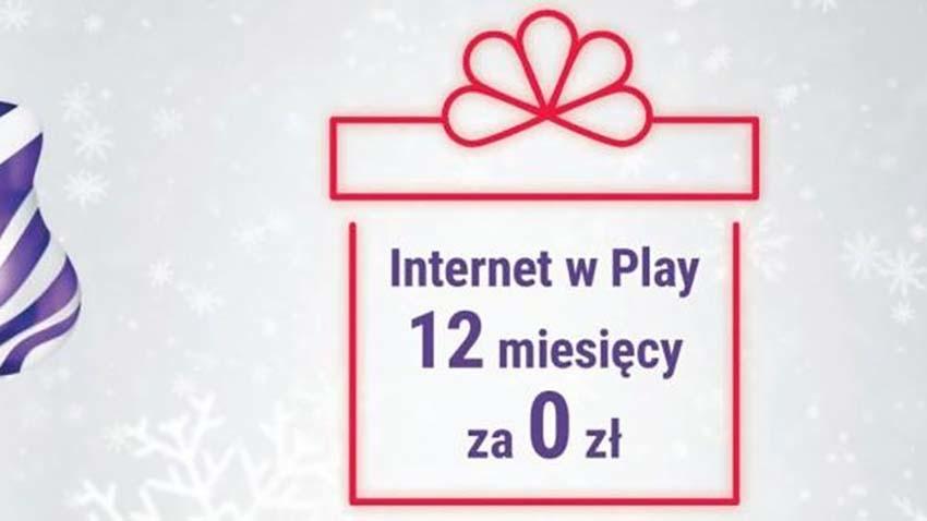 Świąteczny Play Internet