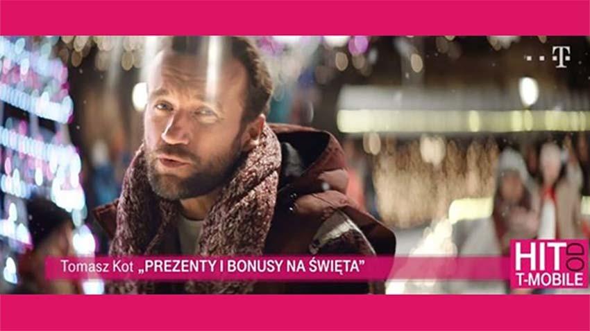 Startuje główna odsłona świątecznej kampanii reklamowej T-Mobile
