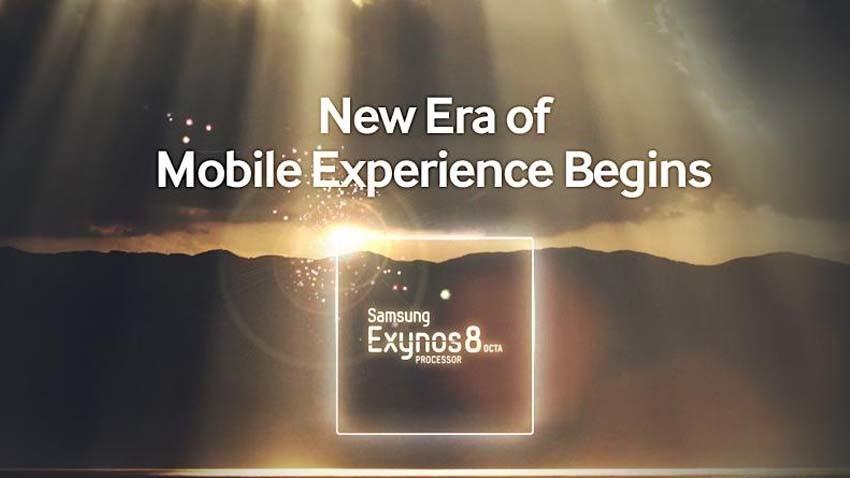 Samsung Exynos 8 Octa 8890 oficjalnie