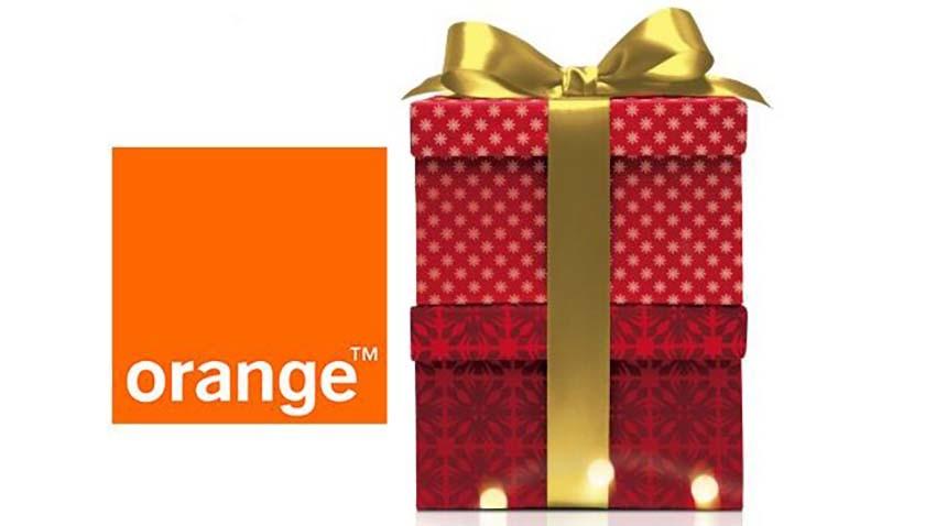 Promocja Orange: Prezenty przez cały rok w ofertach na kartę