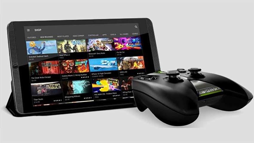 Nvidia Shield K1 - wydajny tablet dla graczy w atrakcyjnej cenie