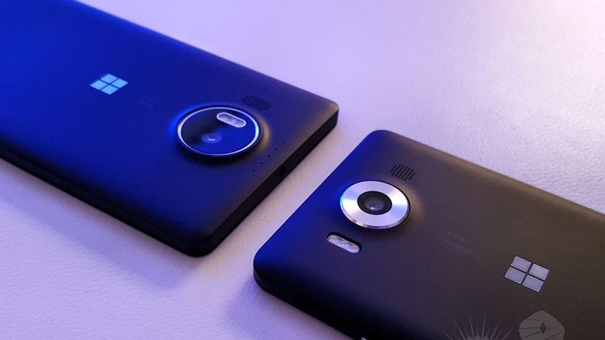 Polska premiera Microsoft Lumii 950 i 950 XL - smartfonów