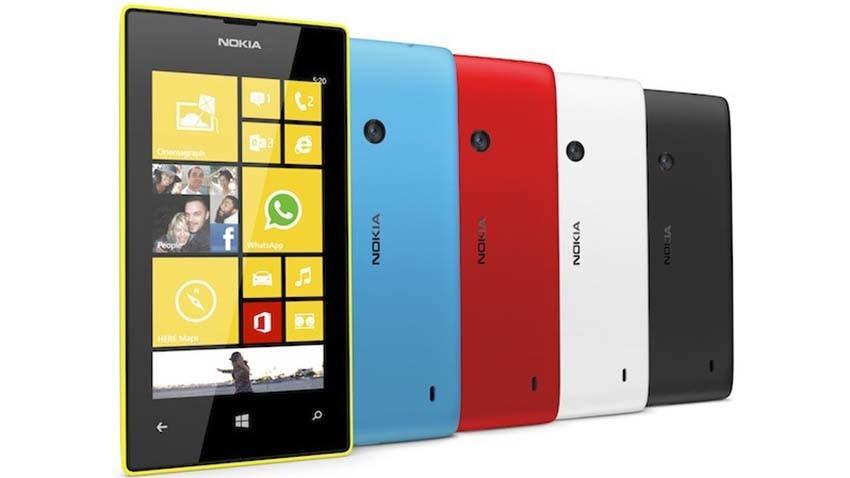 Nokia Lumia 520 rządzi w środkowoeuropejskim Internecie
