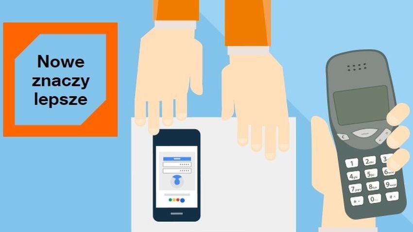 Orange oferuje bon na nowy telefon po oddaniu starego