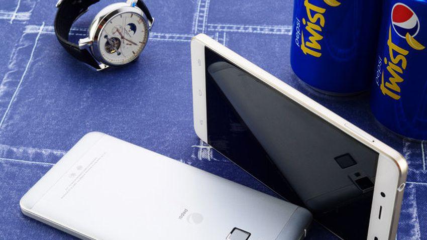 Photo of Pepsi Phone P1 – tani, metalowy smartfon z czytnikiem linii papilarnych