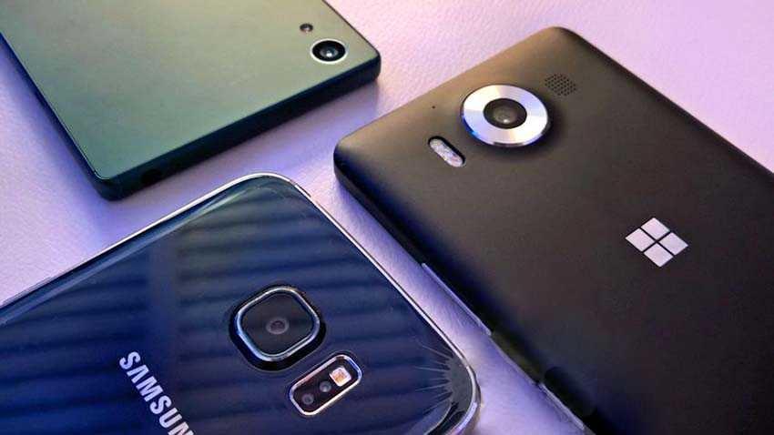 Fototest: Microsoft Lumia 950 vs Samsung Galaxy S6 vs Sony Xperia Z5