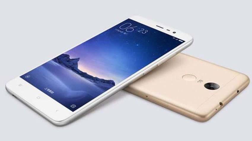 Xiaomi prezentuje Redmi Note 3