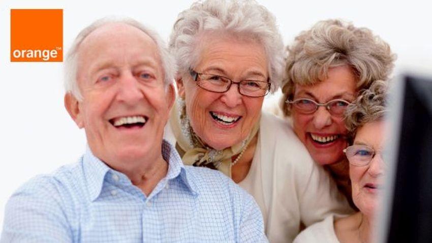 Udogodnienia dla seniorów w Orange