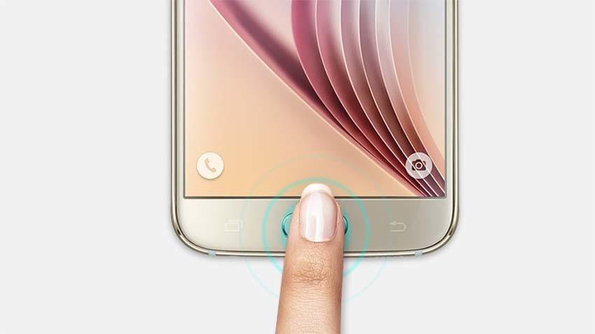 Czytniki linii papilarnych w drodze do kolejnych smartfonów Samsunga