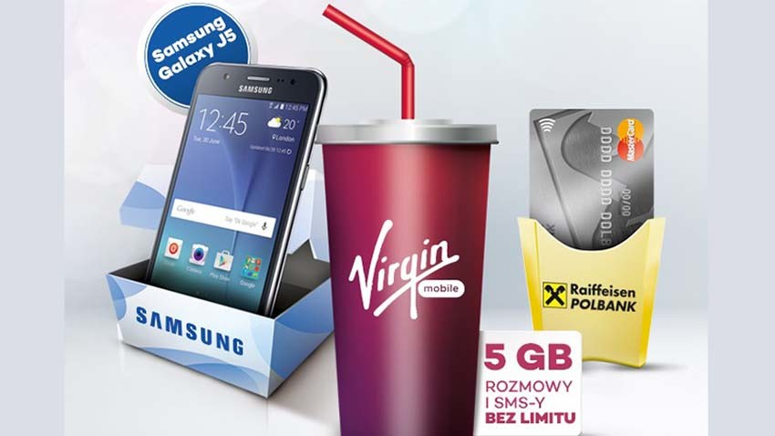 Virgin Mobile: Smartfon