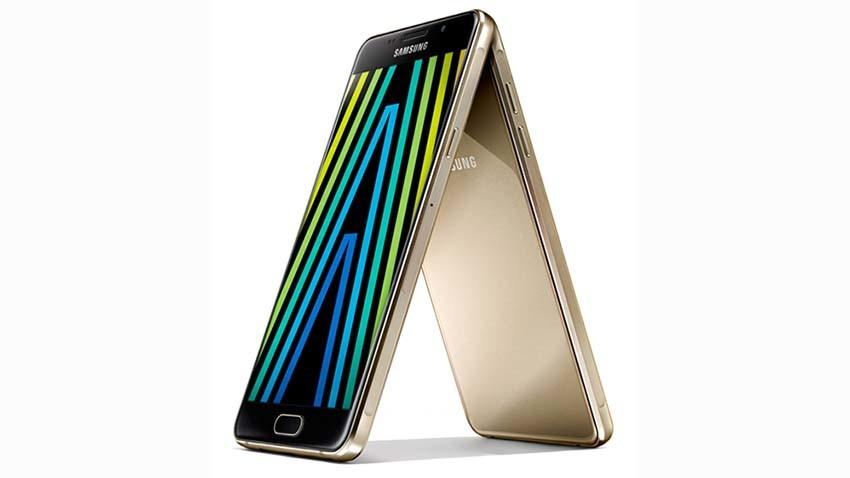 Samsung prezentuje odświeżone Galaxy A3