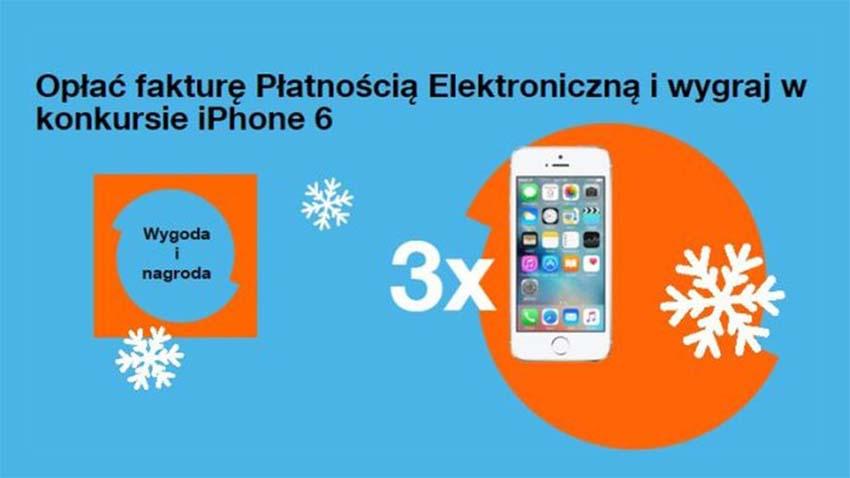 Photo of Orange: iPhone 6 za opłacenie faktury
