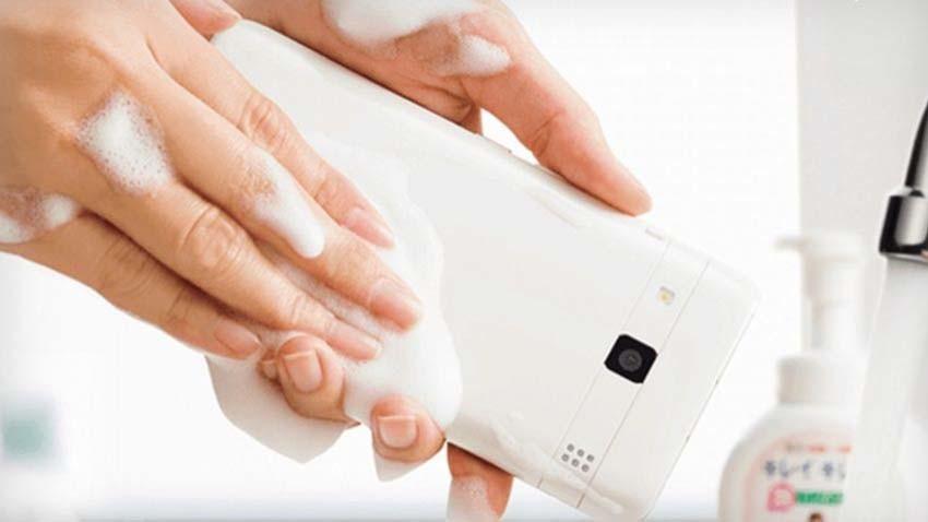 Kyocera Digno Rafre - mydłoodporny smartfon