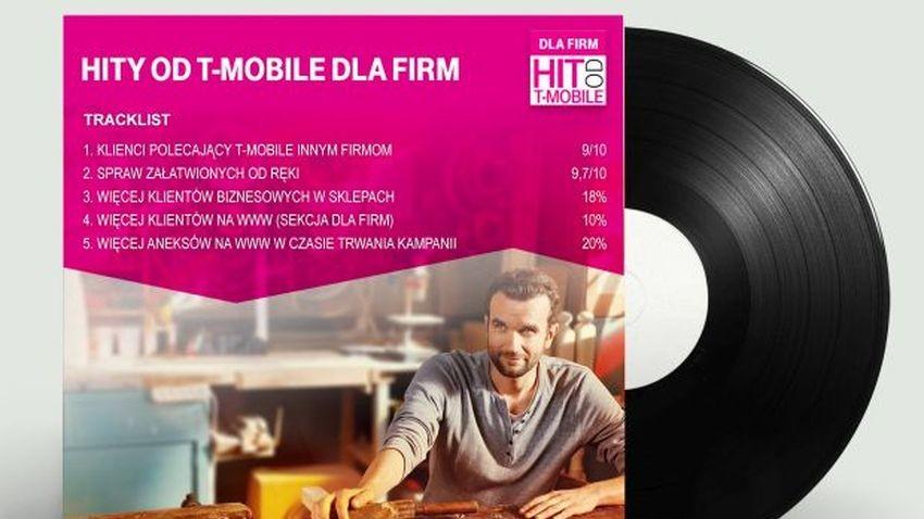 Nowy standard obsługi dla firm doceniony przez klientów T-Mobile