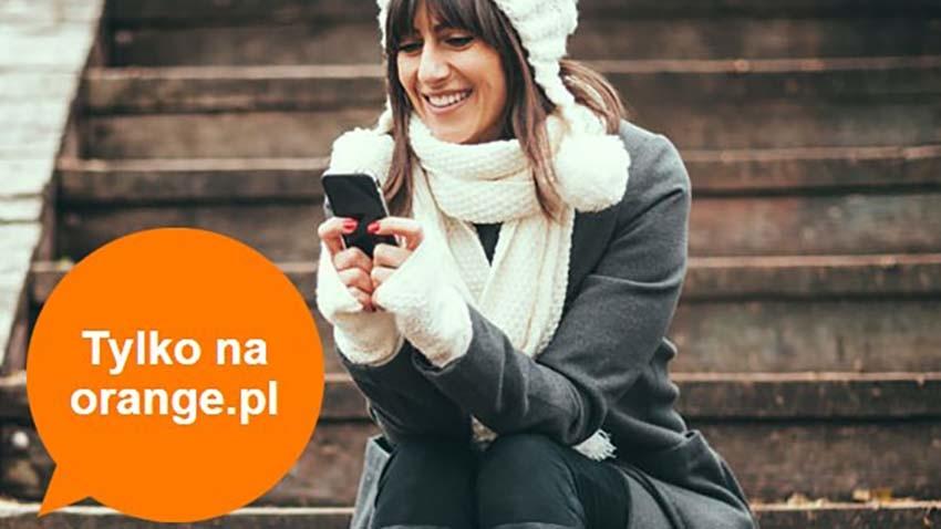 Promocja Orange: Dwa razy więcej Internetu w ofertach abonamentowych