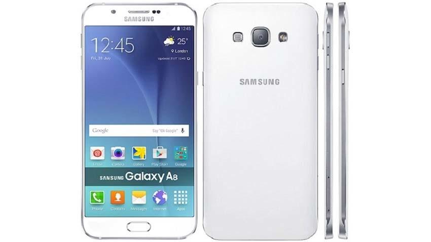 Nowa wersja Samsunga Galaxy A8 zaprezentowana