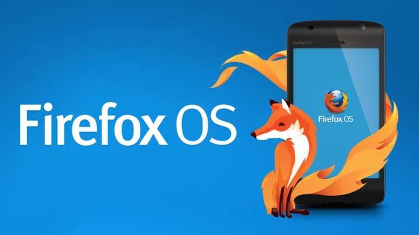 Koniec Firefox OS dla smartfonów