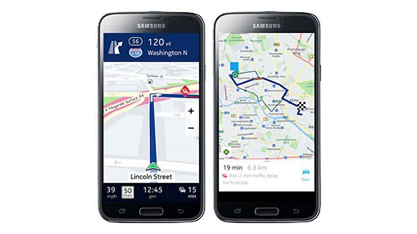 Samsung wprowadza nowe mapy w Galaxy. Google straci monopol?
