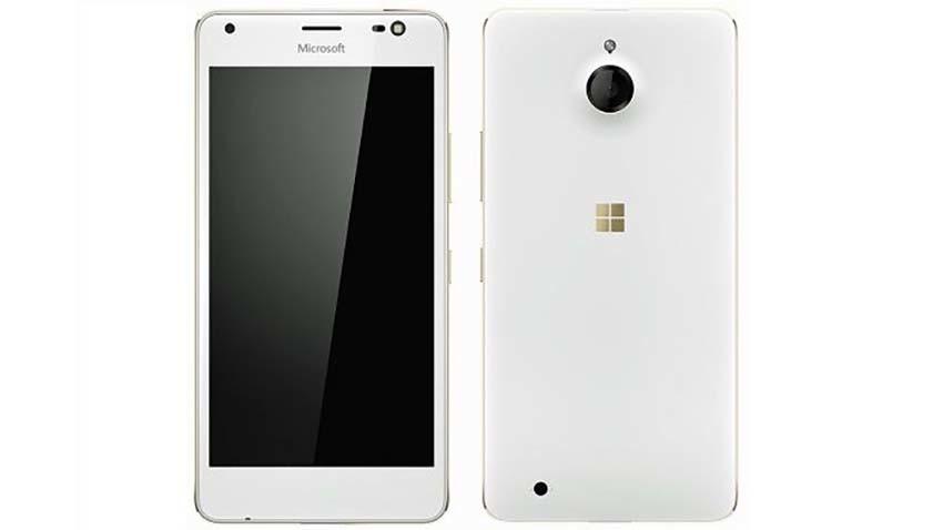 Microsoft Lumia 850 zaprezentowana na kolejnym zdjęciu