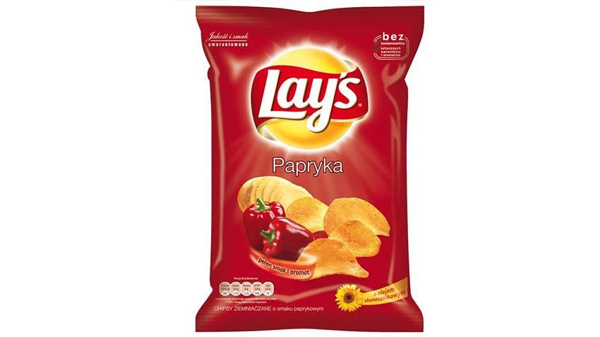 Promocja Orange: Pakiety internetowe w chipsach Lays
