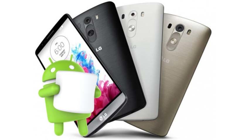 Posiadacze LG G3 zostaną niedługo uraczeni Androidem Marshmallow