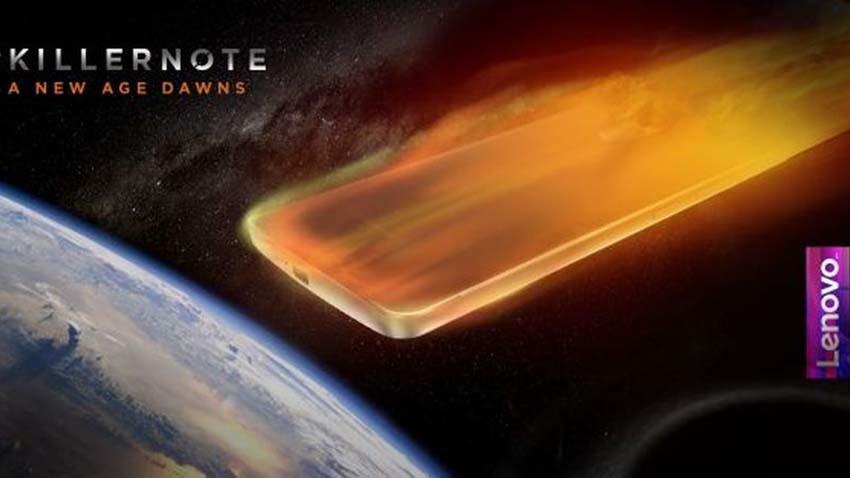 Lenovo zapowiada następcę K3 Note