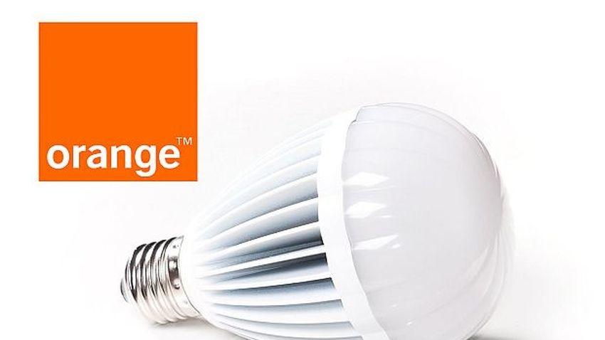 Inteligentne żarówki w Orange