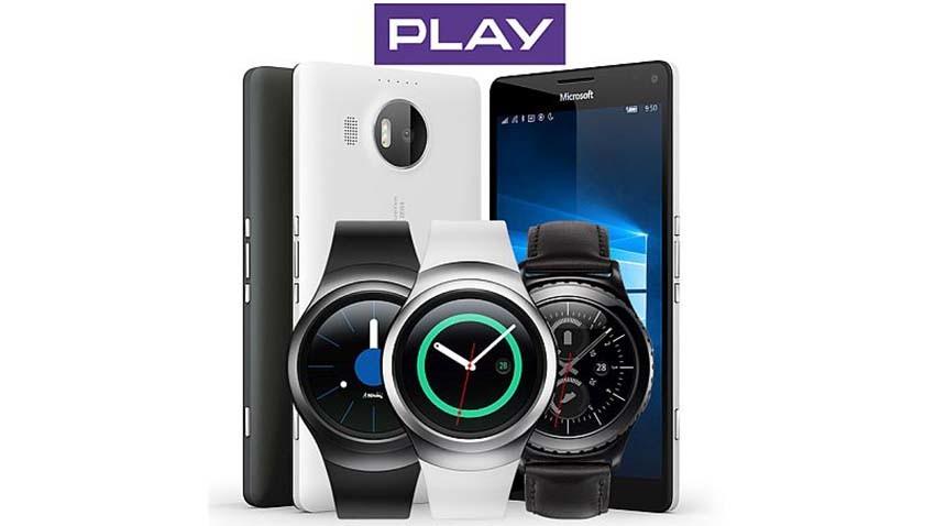 Play: Przeceny urządzeń przy sprzedaży na odległość
