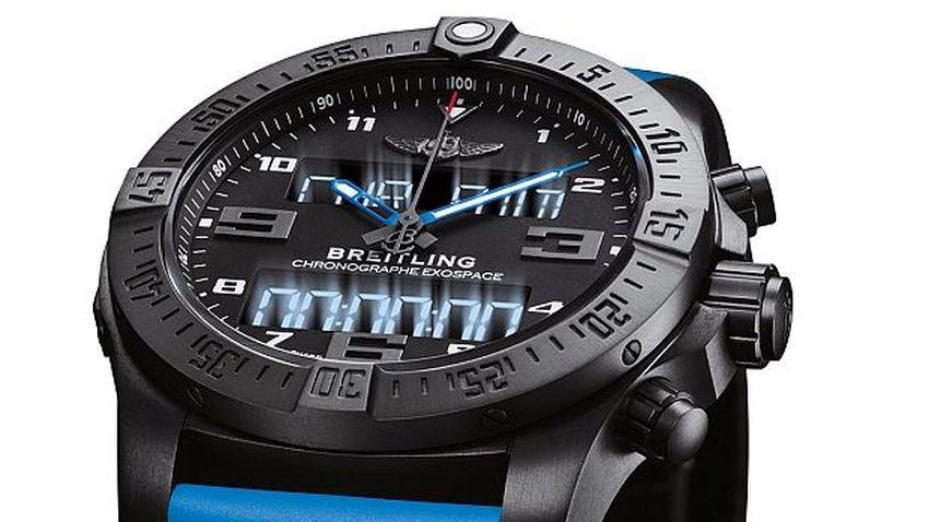 Breitling Exospace B55 - luksusowy smartwatch dla lotników