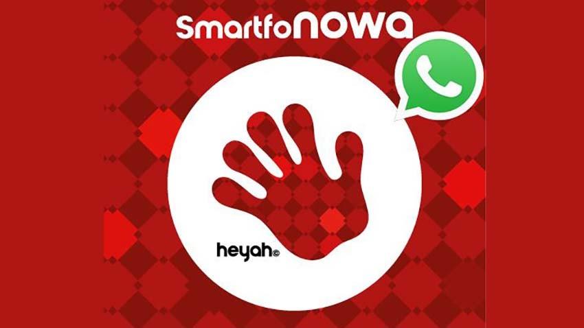 Bezpłatny WhatsApp w Heyah
