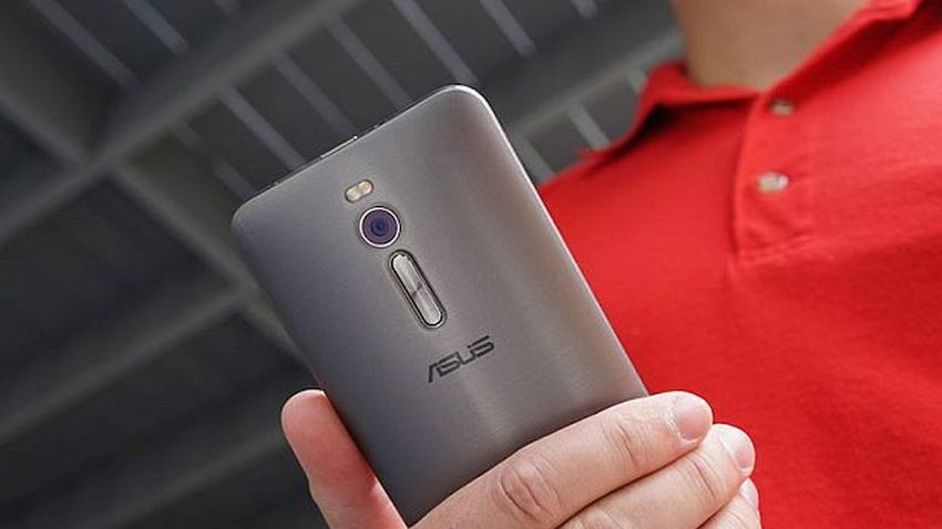 Asus ZenFone 3 z czytnikiem linii papilarnych w drodze