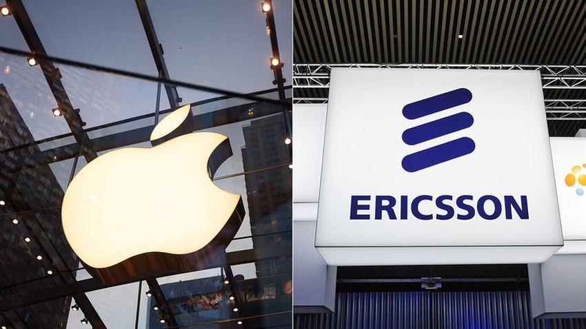 Ericsson i Apple doszli do porozumienia w sprawie patentów