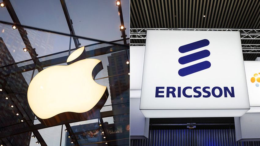 Photo of Ericsson i Apple doszli do porozumienia w sprawie patentów