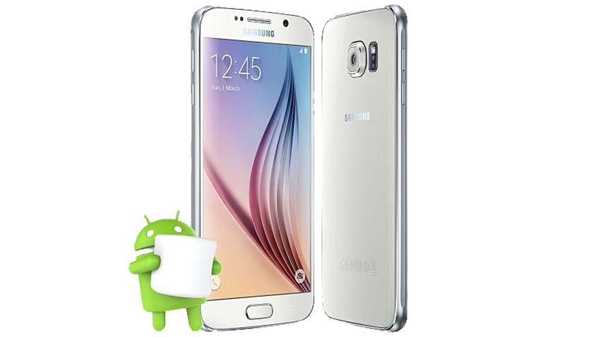 Android Marshmallow dla Galaxy S6 wchodzi w fazę beta testów