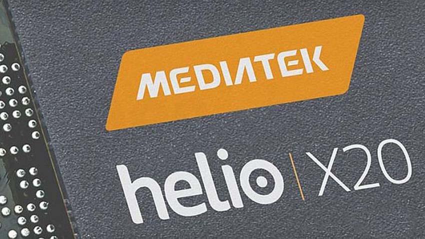 MediaTek Helio X20 wykręca świetne wyniki w testach