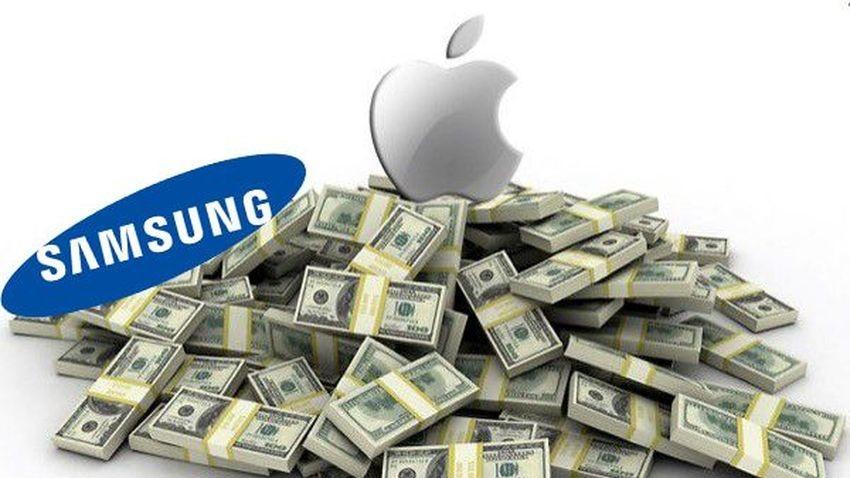 Apple żąda jeszcze więcej pieniędzy od Samsunga
