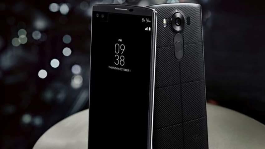 LG V10 triumfuje w Stanach Zjednoczonych