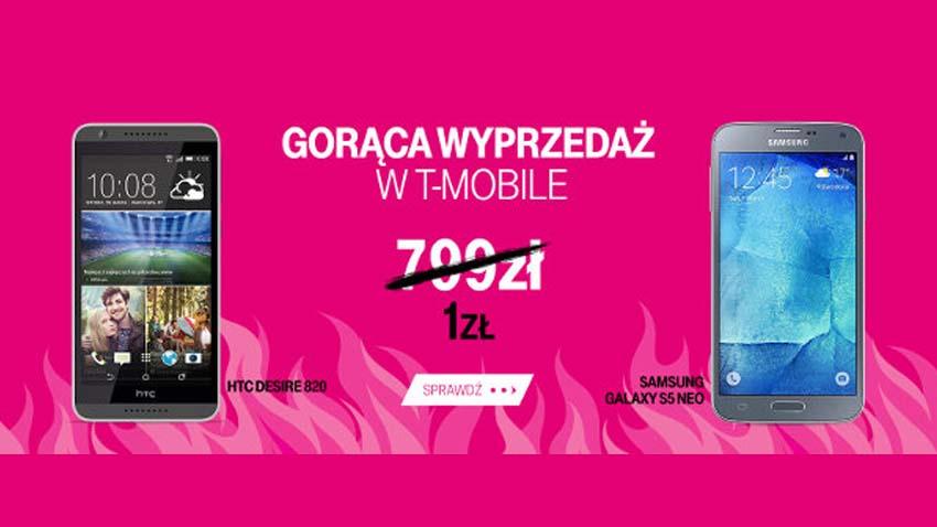Przeceny urządzeń w T-Mobile