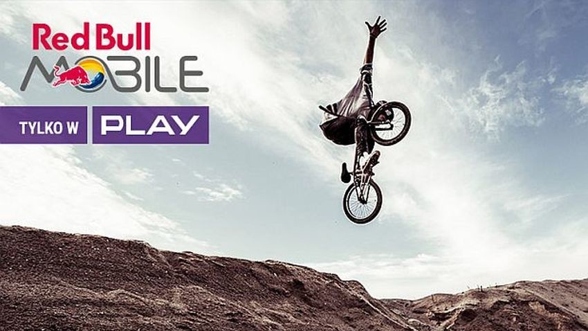 Play uruchamia migrację między ofertami prepaid a Red Bull Mobile