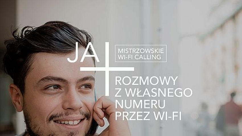 Kolejne testy Wi-Fi Calling w Plusie